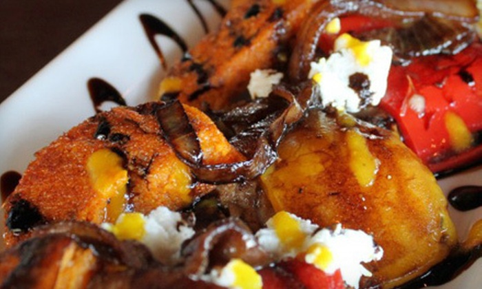 Timbuctu - Rio Rancho: Regional Fusion Cuisine for Brunch or Dinner at Timbuctu (Up to 52% Off)