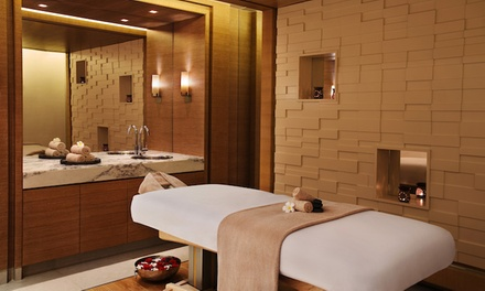 Choice of Treatment for One or Two at Breakwater Wellness Centre at DoubleTree by Hilton, JBR (Up to 64% Off)