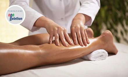 3 massaggi, zona Nomentana