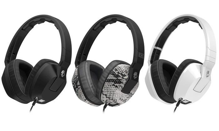 86b654398f2 Skullcandy Crusher Headphones | Groupon