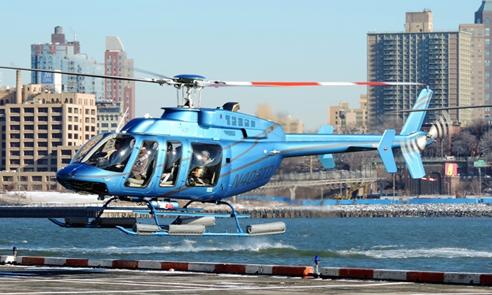 Vip Or Classic Helicopter Tour Manhattan Helicopters