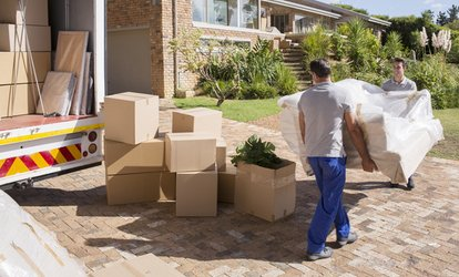 image for $149 for Two Hours of Moving Services with One Truck and Two Crewmen from Designed to Move ($315 Value)