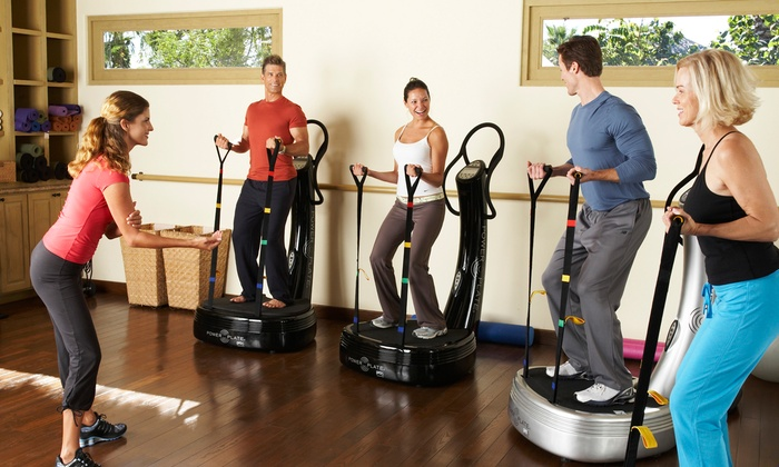 Ronnie G  LLC - North Naples: Four Power Plate Fitness Sessions at Ronnie G LLC (86% Off)