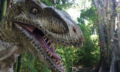 Jurassic Party Package from Dino Crew Entertainment