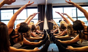 Up to 48% Off Barre or Ride Fitness Classes at Industrial Barre + Ride, plus 6.0% Cash Back from Ebates.