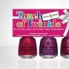 China Glaze 3-Piece Holiday Nail-Polish Gift Sets