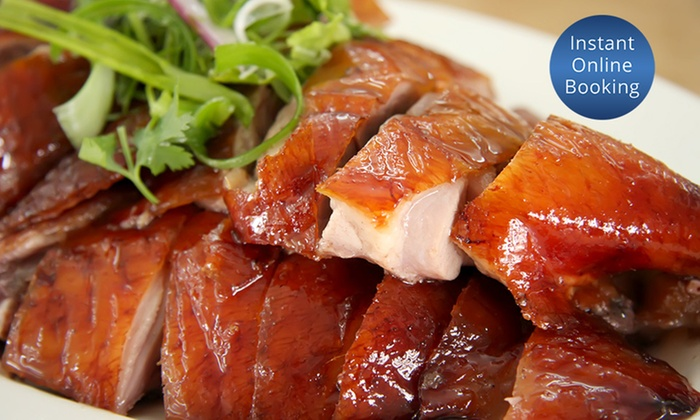 Zilver Restaurant Bondi - Bondi Junction: 8-Course Banquet for Two People ($59), Including Peking Duck Served Three Ways at Zilver Restaurant, Bondi ($121 Value)