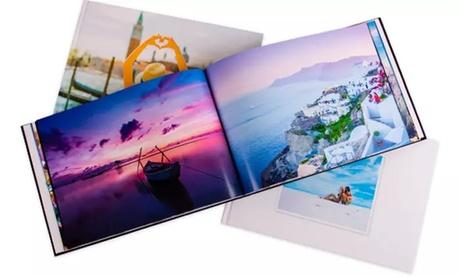 1, 2 o 3 fotolibros clásicos en formato A4 o A5 de hasta 60 páginas en Colorland (hasta 93% de descuento)