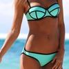 Trendy Adjustable Bikini Set