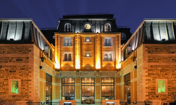 Groupon Quebec City Hotel