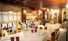 Las Torres Restaurante - Restaurante Las Torres: Menú degustación estrella Michelin con snacks, entrante, principal, postre, vino y café en Las Torres Restaurante