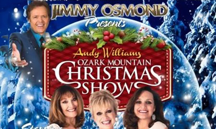 andy williams ozark mountain christmas show up to 54 off - Andy Williams Christmas Show