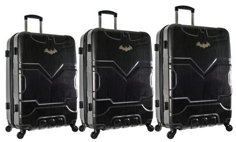 "DC Comics Batman Spinner Hardside Luggage (21"", 26"", or 29"") 11ee042a-7dfc-11e7-8143-00259069d7cc"