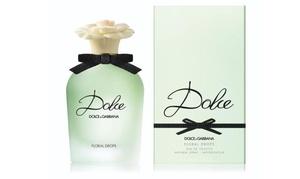 Dolce & Gabbana Dolce Floral Drops Eau de Toilette for Women; 1 Oz. at Dolce & Gabbana Dolce Floral Drops Eau de Toilette for Women; 1 Oz., plus 9.0% Cash Back from Ebates.