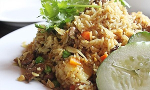 Noppakao Thai Restaurant: $11 for $20 Worth of Thai Food and Drinks at Noppakao Thai Restaurant