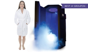 NOVA Center: One, Three, or Six Cryotherapy Sessions at NOVA Center (Up to 49% Off)
