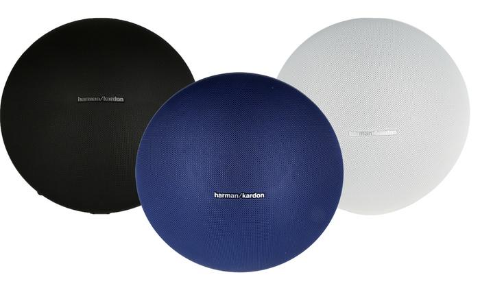 Up To 62% Off on Harman Kardon Onyx 3 BT Speaker | Groupon Goods
