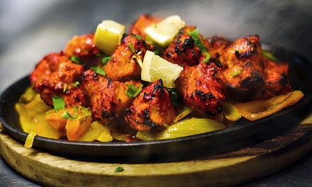 Indian Lunch Buffet or Dinner for Two at Yak and Yeti Restaurant & Event Center (Up to 41% Off)