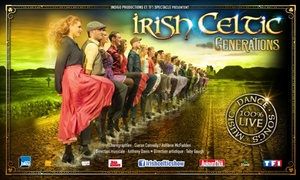 """Irish Celtic Generations"" à Annecy"