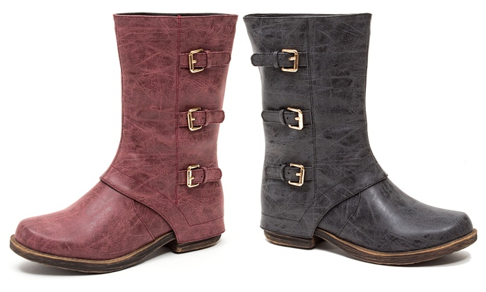 French Blu Tango Women's Boots