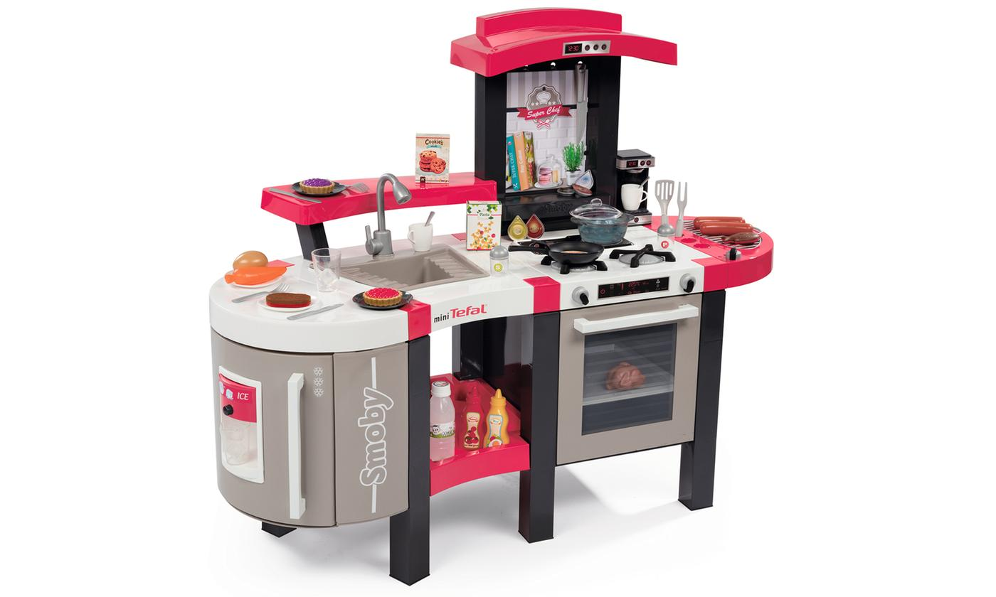 Smoby Tefal Super Chef Kitchen With Free Delivery