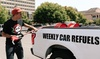 FuelPanda - San Francisco: Fuel Delivery for One or a Family of Three from FuelPanda (Up to 84%  Off)
