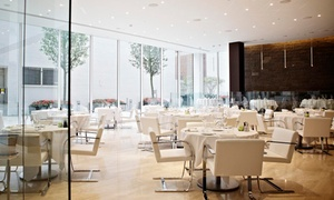 L'Anima London: Five-Course Tasting Menu Experience with Bubbly for Up to Four at L'Anima London (Up to 28% Off), Liverpool Street St.