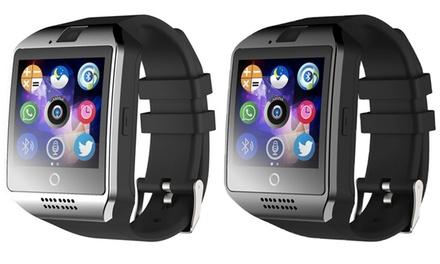 Montre connectée smartwatch Galaxia, avec tracker dactivité, pour Android et iPhone