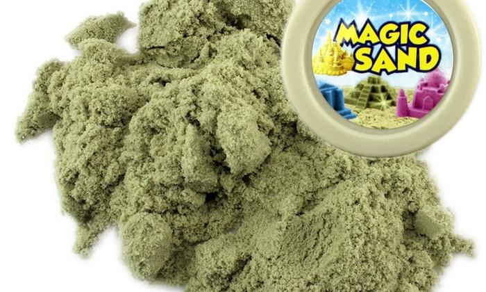 sable modeler magic sand groupon. Black Bedroom Furniture Sets. Home Design Ideas