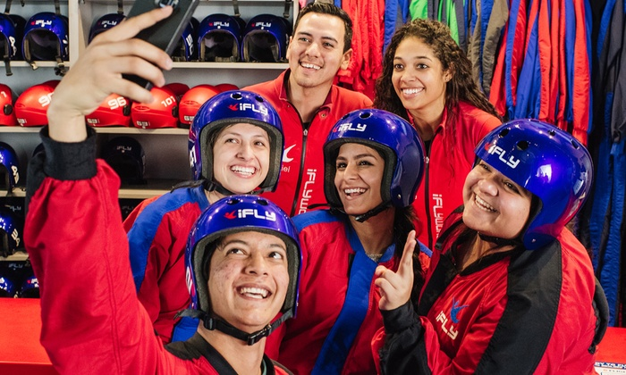 Ifly In Chicago Il Livingsocial