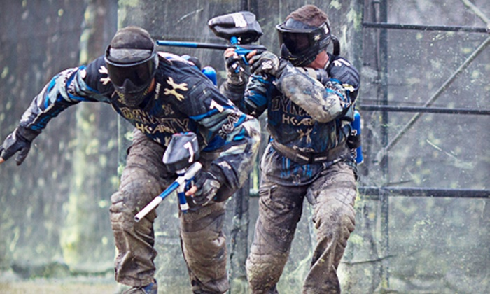 Paintball International - 2, Chesapeake City: PSP Mid-Atlantic Open Event Paintball Tournament on May 3 or 4 from Paintball International (83% Off)