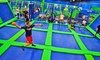 Up to 37% Off at AirHeads Trampoline Arena