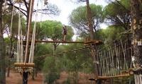 Acceso a todos los circuitos de bosques suspendidos para 2, 4, 6, 8 o 10 personas desde 19,95 € en Posadas Aventura