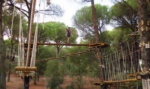 Posadas Aventura: Acceso a todos los circuitos de bosques suspendidos para 2, 4, 6, 8 o 10 personas desde 19,95 € en Posadas Aventura