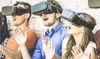 Séance de jeu virtuel