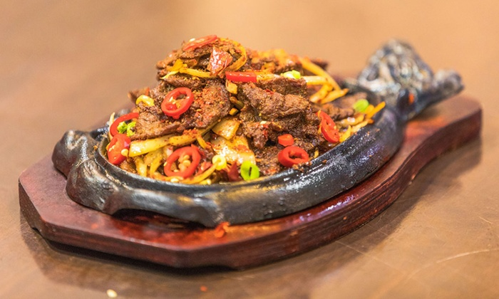 Sizzling Hot Pot