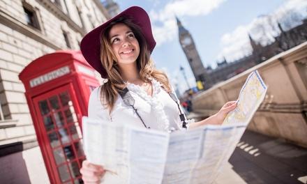 Busreise nach London für 1 Person inkl. Stadtrundfahrt - optional mit Übernachtung im 3* Hotel inkl. Frühstück