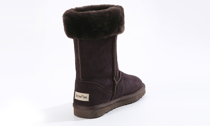 Ladies' Sheepskin boots
