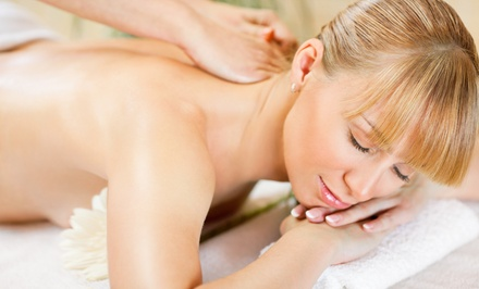 Organic Facial or Massage for One, or Package with Both for One or Two  at Jennifer Day Spa (Up to 70% Off)