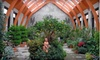 Tower Hill Botanic Garden - Boylston: Visit for Two or Four with Beverages to Tower Hill Botanic Garden (Up to 54% Off)