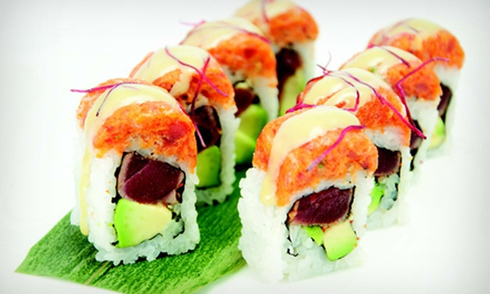 Wild Ginger - Nesconset: $15 for $30 Worth of Asian Fusion Cuisine and Sushi at Wild Ginger in Smithtown