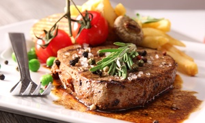 Mojo's Seafood & Grill Restaurant: Two-Course Dining Experience from R199 for Two at Mojo's Seafood & Grill Restaurant (49% Off)