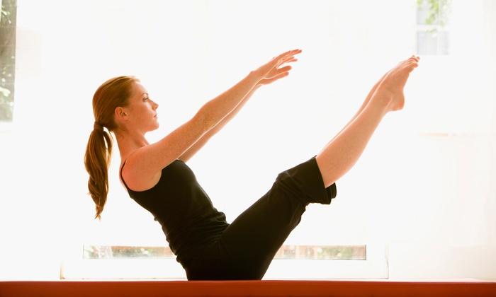 SPYNE Pilates Studio - Middlebury: Up to 61% Off Mat, Barre or PiYo Classes at SPYNE Pilates Studio