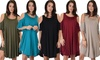 Lyss Loo Sun-Kissed Shoulders Dress: Lyss Loo Sun-Kissed Shoulders Dress
