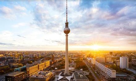 Berlín: habitación doble o twin para 2 personas con opción a desayuno en Michels Apart Hotel Berlin 4*