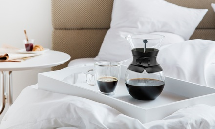 Bodum Pour Over Coffee Maker with Filter 1L