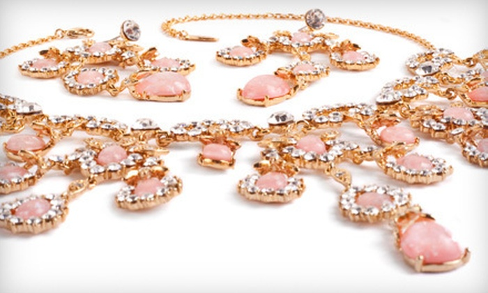 Greater Los Angeles Fine Jewelry & Antiques Fair - Redondo Beach: Three-Day Admission for Two or Four to the Greater Los Angeles Fine Jewelry & Antiques Fair in Redondo Beach (Half Off)