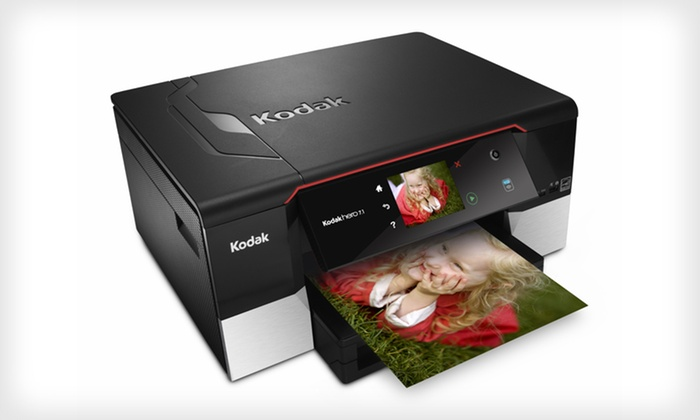 Kodak Hero 7.1 All-in-One Printer: $109 for Kodak Hero 7.1 All-in-One Printer ($179.99 List Price). Free Shipping and Free Returns.