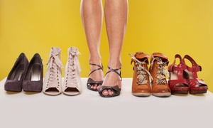 Verona Shoes: Vouchers Applicable on Verona Shoes Products to Be Redeemed Online or In Store (50% Off), 9 Locations