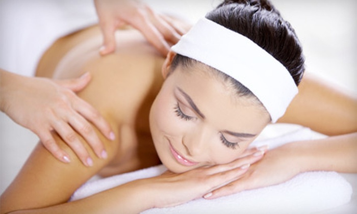 Studio 806 - Grant Ferry: One-Hour Massage or Facial at Studio 806 (Up to $75 Value)